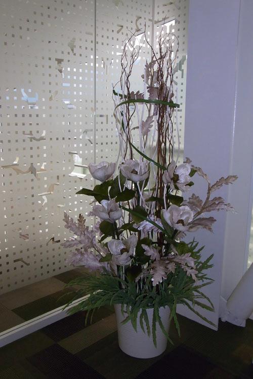 Flari composizioni floreali artificiali - Decorazioni rami secchi ...